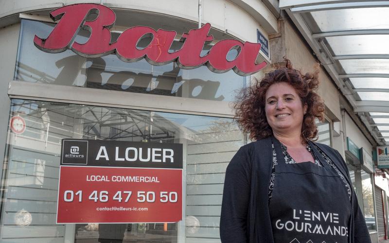 L'Envie Gourmande s'installe chez l'ancien Bata