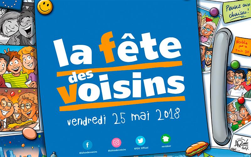 La Fête des Voisins revient à Saint-Nazaire et sur la Presqu'île