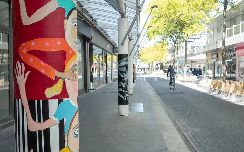 Saint-Nazaire : une expo Street Art autour du Paquebot