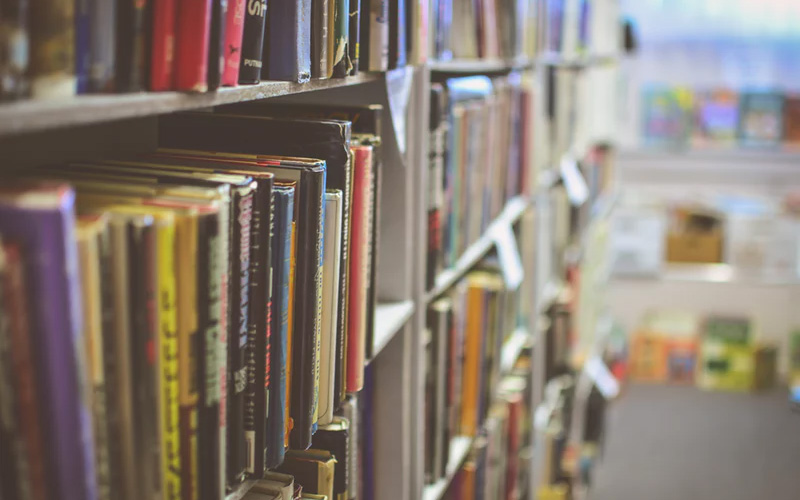 Saint-Nazaire : vente de livres et CD d'occasion à la Médiathèque