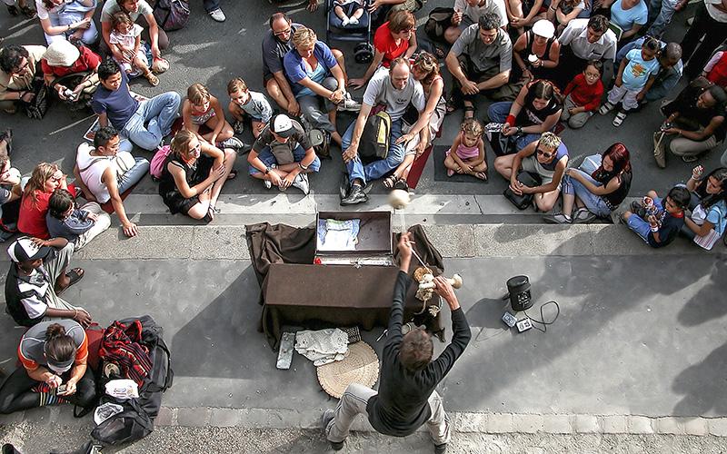 5 festivals art de la rue à ne pas manquer à Saint-Nazaire et sur la côte