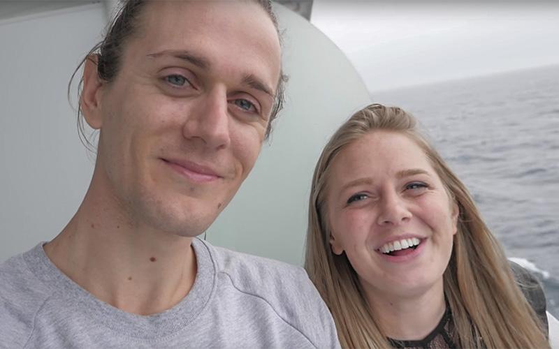 Symphony of the Seas : les travel vloggeurs partent en croisière