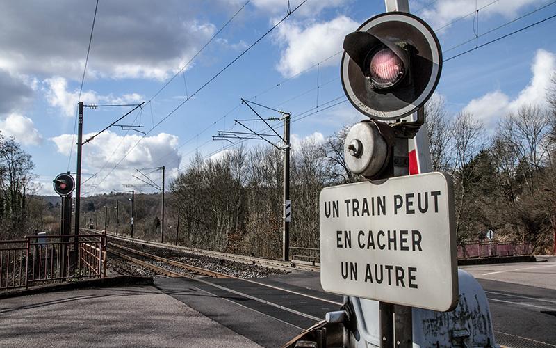 Saint-Nazaire : le passage à niveau Zone de Brais fermé durant 4 jours