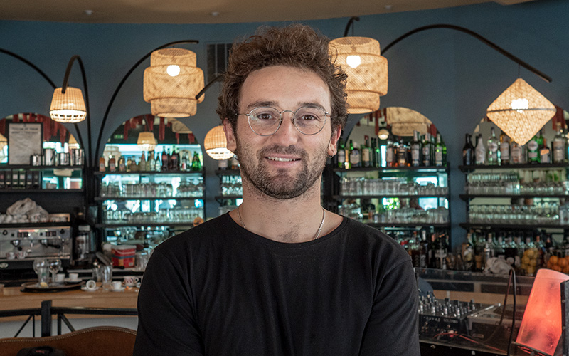 Saint-Nazaire : inauguration du café Le Kiosq samedi 20 octobre