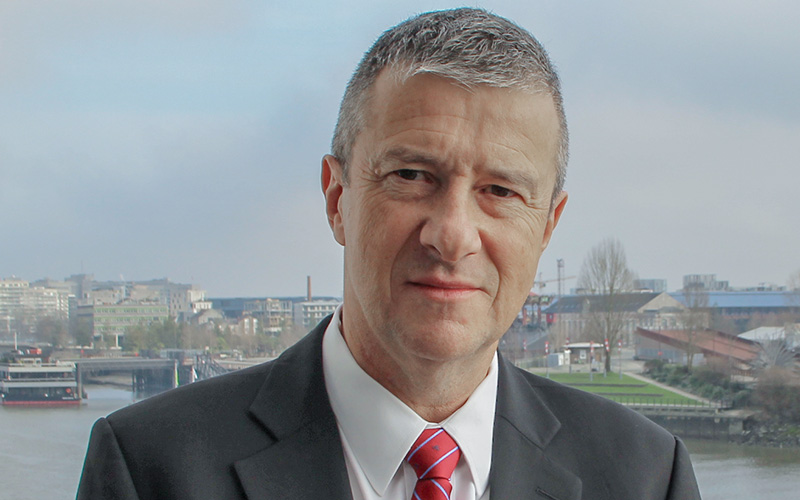 Olivier Trétout nommé directeur du Port de Nantes Saint-Nazaire