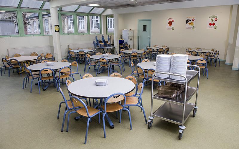 Grève : cantines et encadrements scolaires affectés mardi 5 février