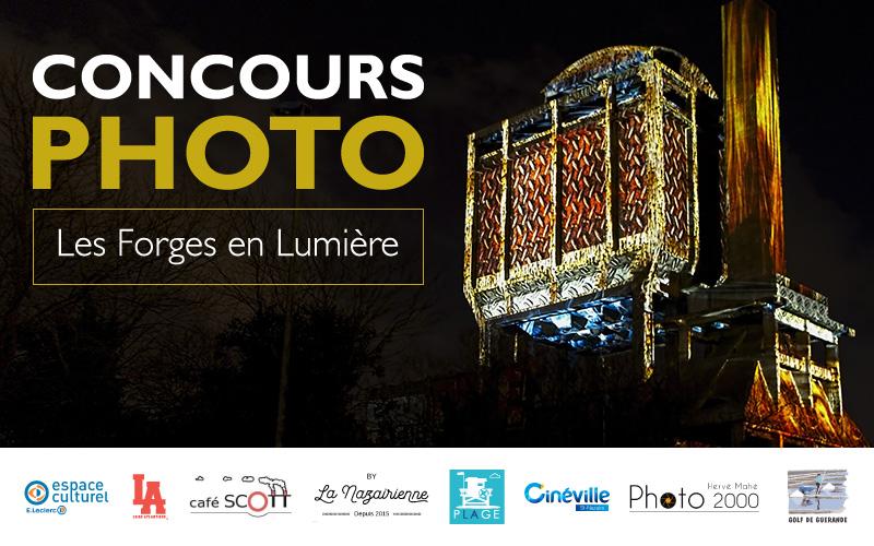 Concours photo Les Forges en Lumière : votez sur Facebook !