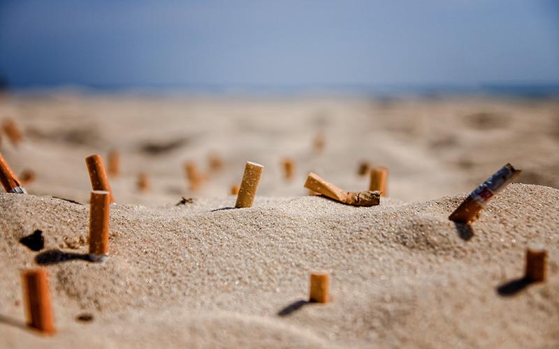 Pornichet : des espaces sans tabac sur la plage cet été