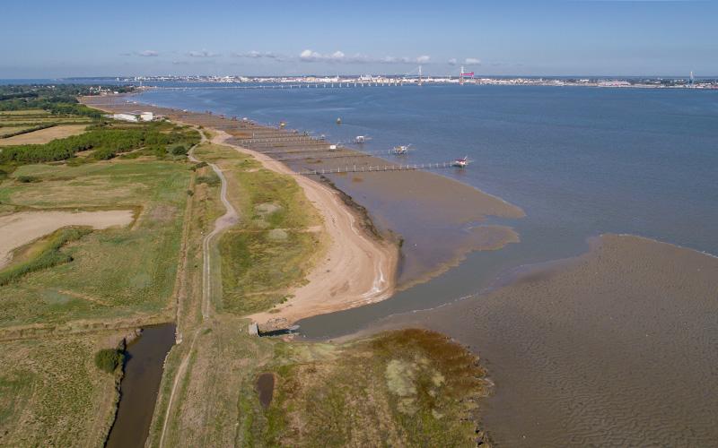 Saint-Brévin : des aménagements pour protéger la dune de l'Imperlay