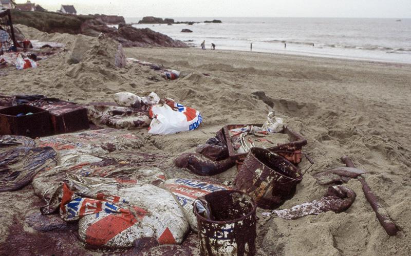 Grande America : les plages de Batz-sur-Mer sous surveillance