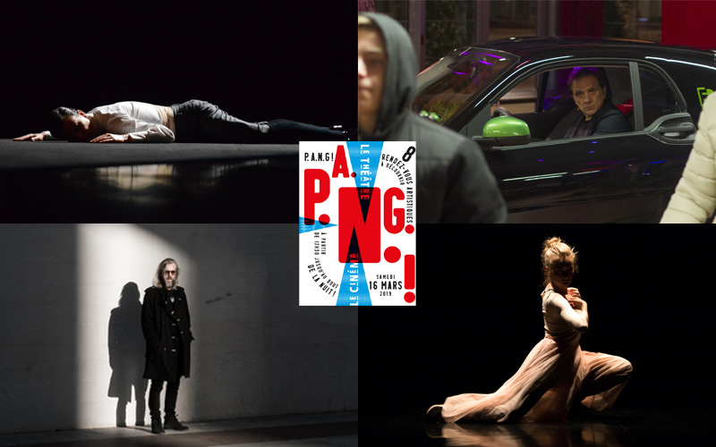 Saint-Nazaire : PANG ! Exploration artistique 360 samedi au Théâtre