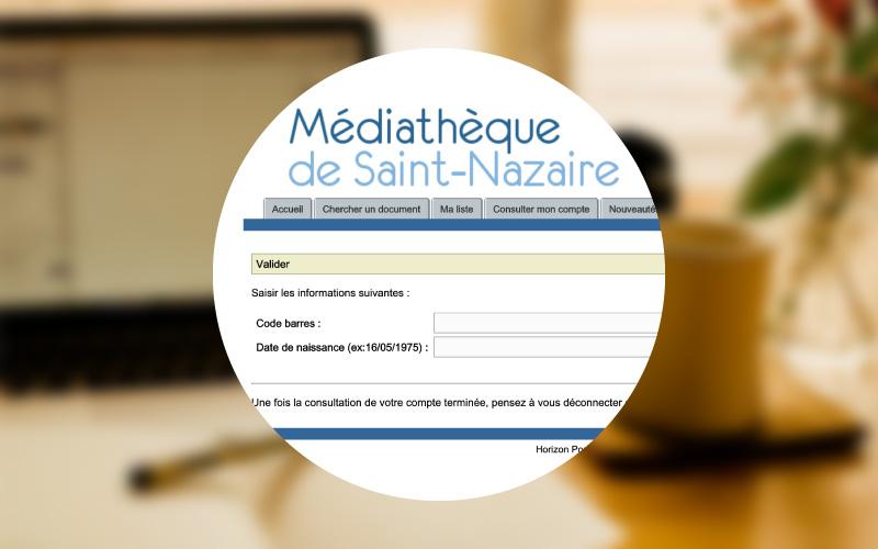 Saint-Nazaire : la Médiathèque se met à l'heure du Coronavirus