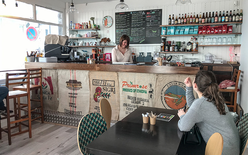 Saint-Nazaire : un petit air vintage au Tennessee Coffee Shop