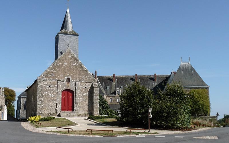 Guérande : on pourra exposer à la chapelle Saint-Michel cet été