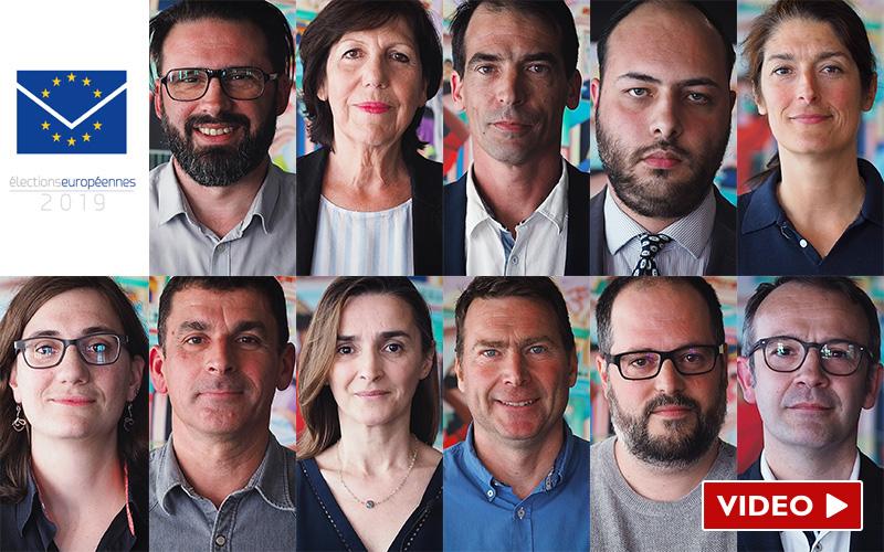 Vidéo : les élections européennes vues par les politiques nazairien(ne)s