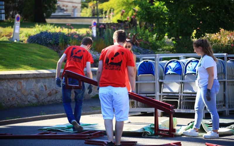 Pornichet : le festival Les Renc'Arts cherche des bénévoles