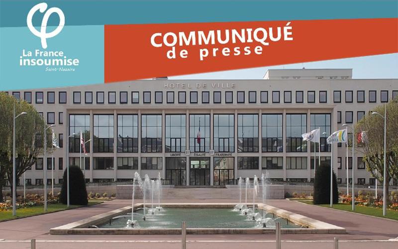 Saint-Nazaire : La France Insoumise soutient Laurianne Deniaud