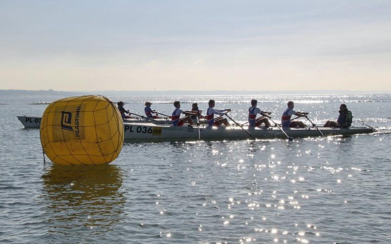 Aviron de mer : le championnat de France à Saint-Nazaire en 2020