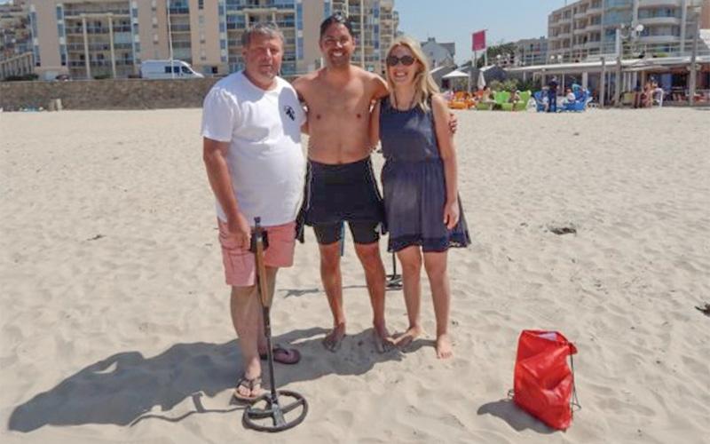 SOS objets perdus sur la plage, une association vient à la rescousse !