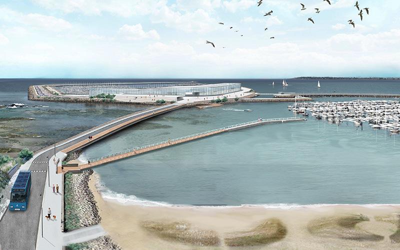 Pornichet : le projet des futurs ports