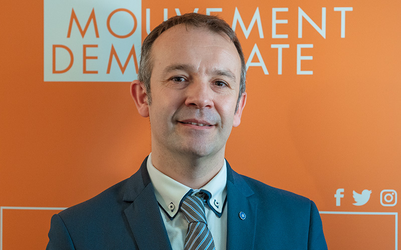 Municipales 2020 : le MoDem dévoile ses chefs de file en Loire-Atlantique