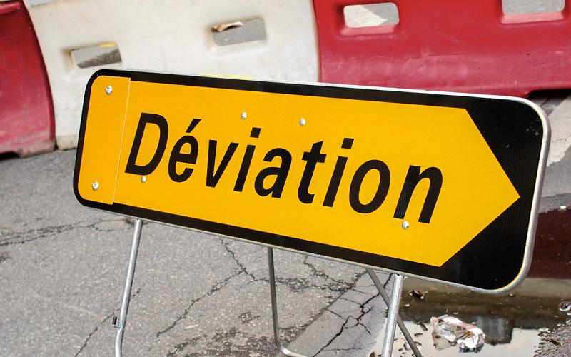 La RD 100 fermée entre Donges et Montoir du 29 juillet au 3 août