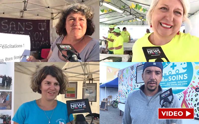 Saint-Nazaire : les associations ont vibré au rythme des Escales