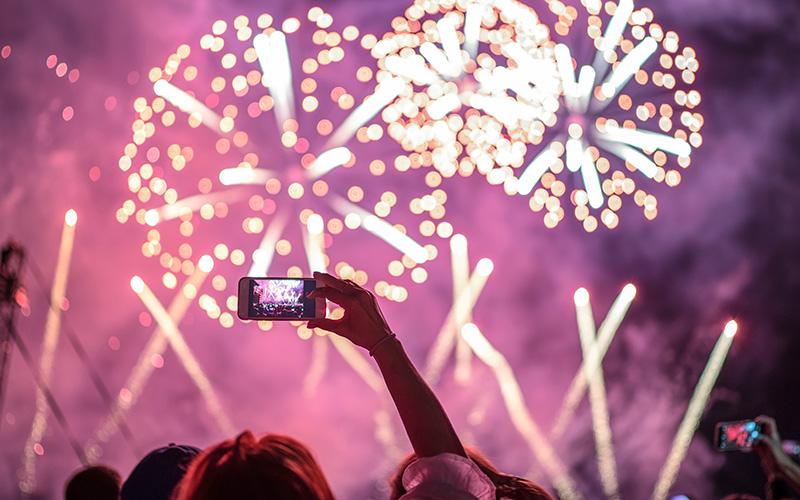 8 feux d'artifice à ne pas manquer en août à La Baule et ses alentours