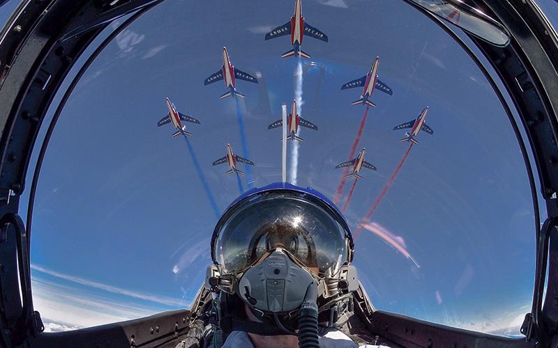 Pornichet Plein Vol : retour du show aérien avec la Patrouille de France