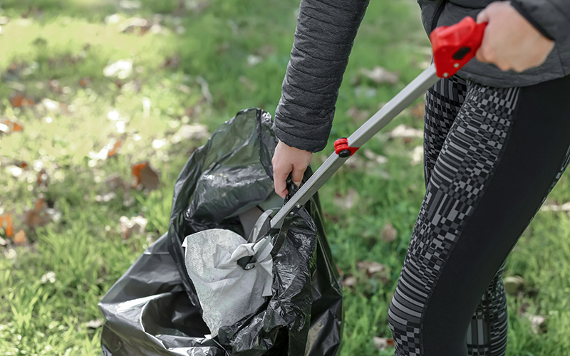 Saint-Nazaire : 20 lycéens organisent un ramassage de déchets citoyen