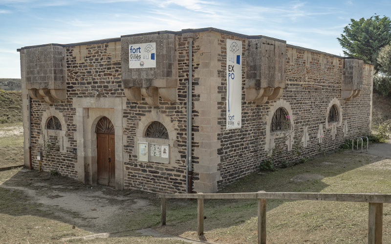 Saint-Nazaire : le Fort de Villès-Martin fête ses 20 ans d'expositions