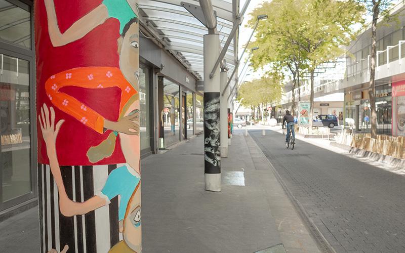Saint-Nazaire : le Street Art en remet une couche autour du Paquebot
