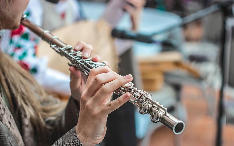 Saint-Nazaire : un appel à projet pour flûtistes amateurs au Conservatoire