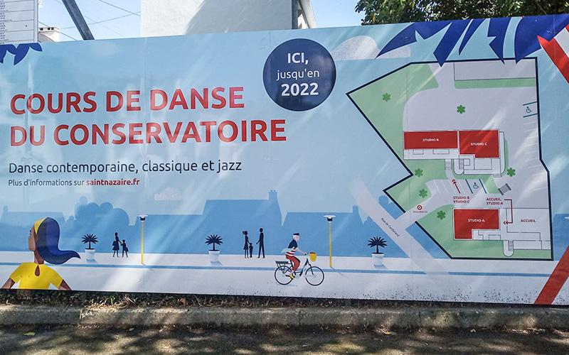 Saint-Nazaire : la Danse fait sa rentrée à l'école Gambetta