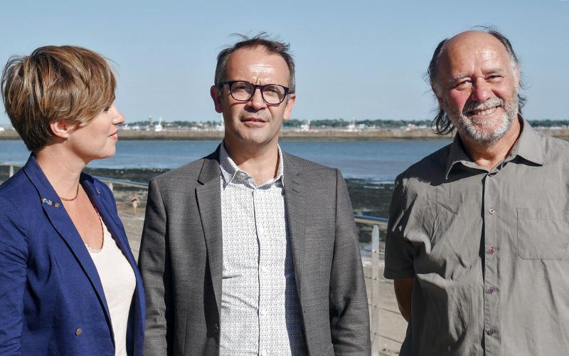 Municipales 2020 à Saint-Nazaire : la députée LREM Audrey Dufeu-Schubert affiche son soutien