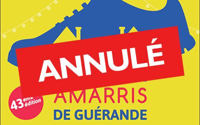Guérande : la Corrida Amarris du dimanche 3 novembre est annulée