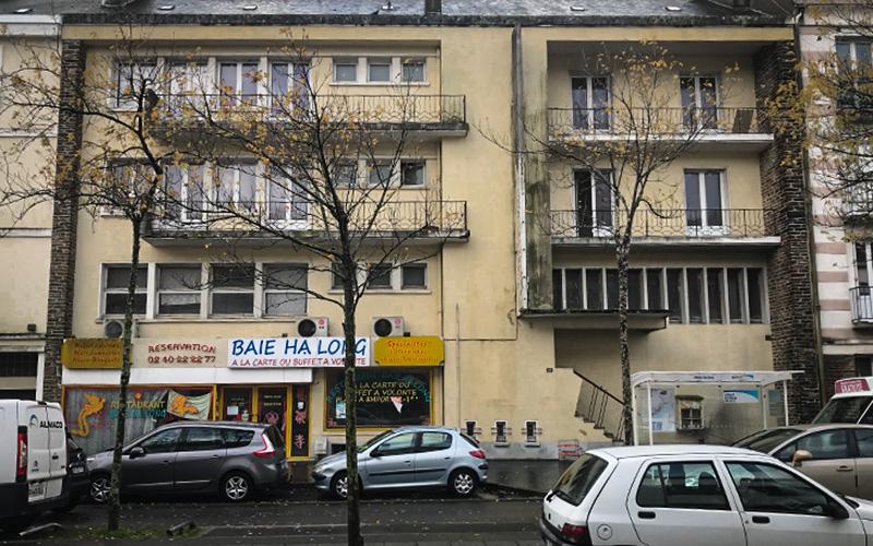 Saint-Nazaire : squat de la rue Albert de Mun, la mairie réagit
