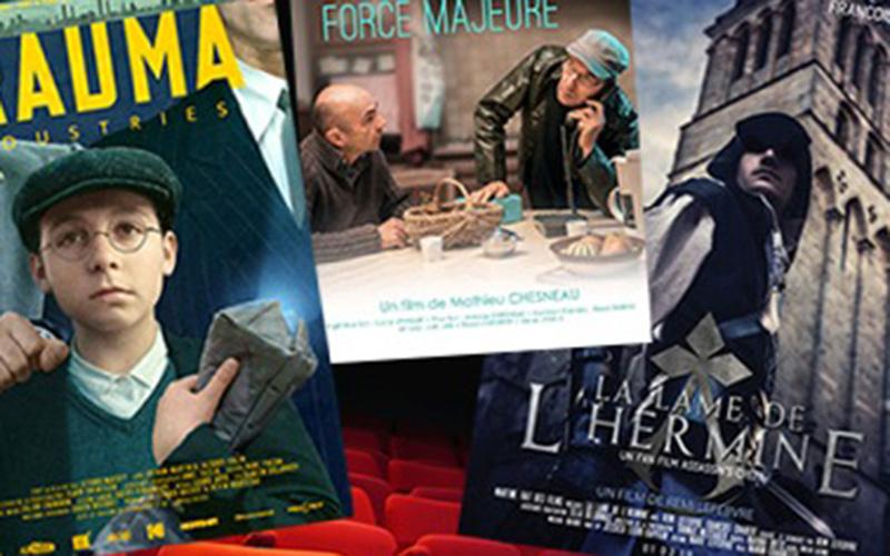 La Baule : une soirée gratuite consacrée aux courts-métrages