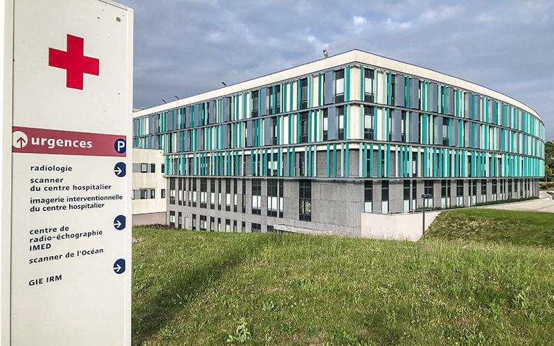 Saint-Nazaire : le Centre Hospitalier va renforcer ses effectifs