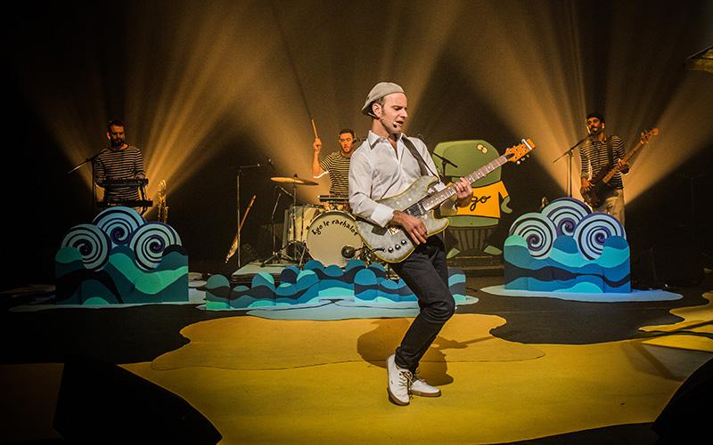 Saint-Brévin : un spectacle musical gratuit pour les enfants