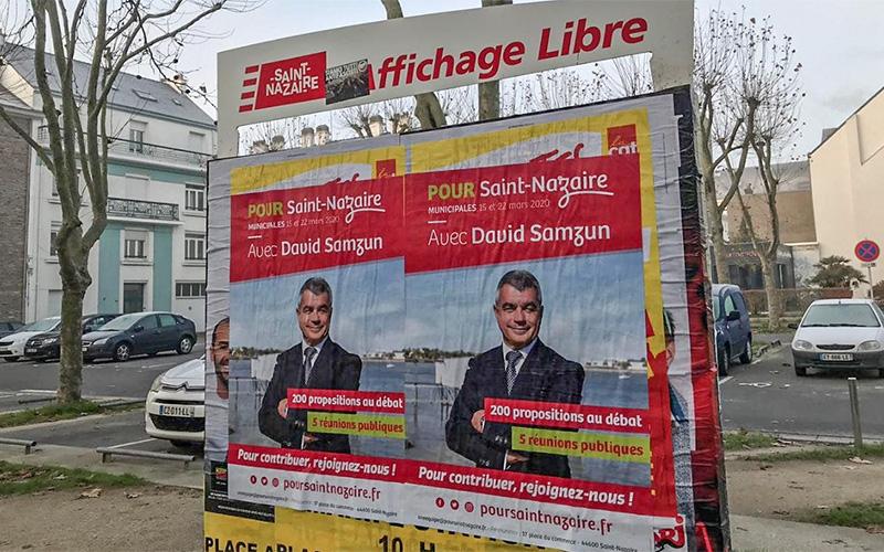 Saint-Nazaire : solidarité en berne pour le candidat Samzun