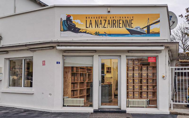 Saint-Nazaire : la brasserie artisanale La Nazairienne ouvre à l'Immaculée