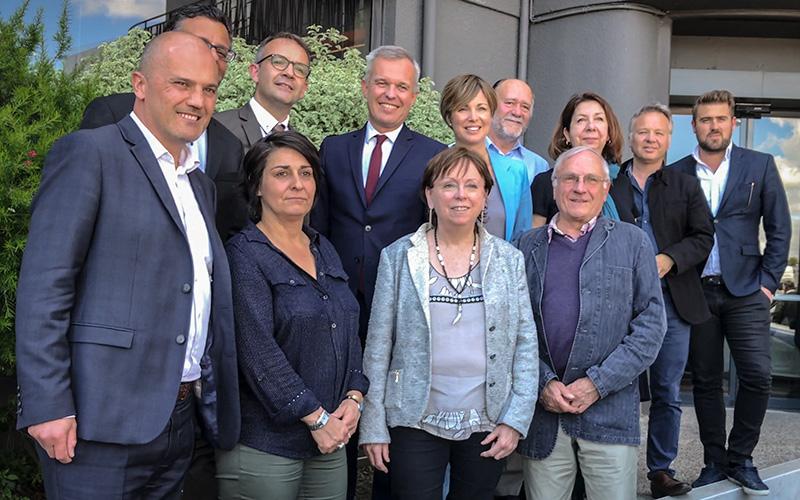 Saint-Nazaire : LREM annonce une liste pour les municipales 2020