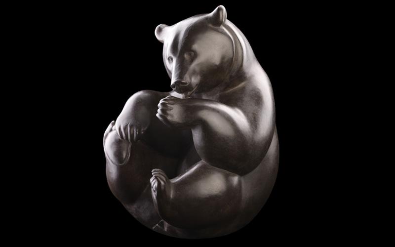 Guérande : exposition du sculpteur animalier Michel Bassompierre