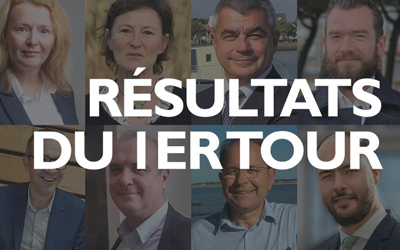Municipales 2020 Saint-Nazaire : les résultats du 1er tour