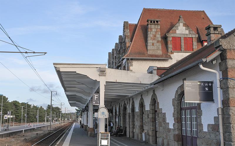 Coronavirus : suppression des lignes ferroviaires entre La Baule et Nantes