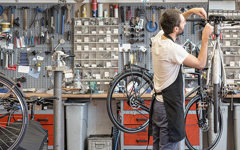 Déconfinement : un forfait de 50 euros offert pour faire réparer son vélo