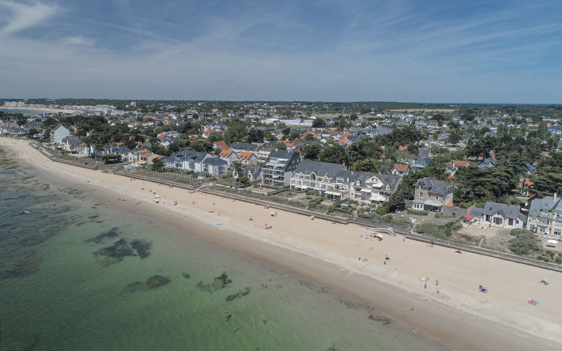 Ouverture des plages à Pornichet : ce que le maire a demandé au Préfet