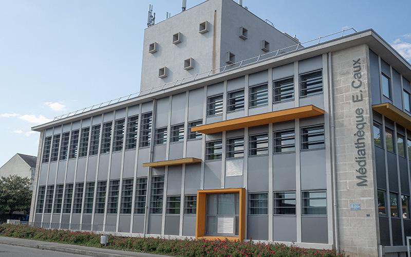 Saint-Nazaire : bientôt des emprunts sur rendez-vous à la Médiathèque