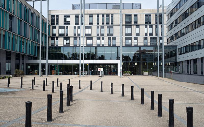 Saint-Nazaire : le centre hospitalier ouvre un drive COVID « piéton »